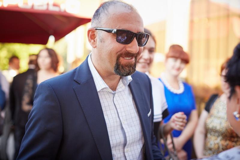 Арсен Багдасарян, директор четырёх звёздочного отеля «Эрмитаж» в Бресте