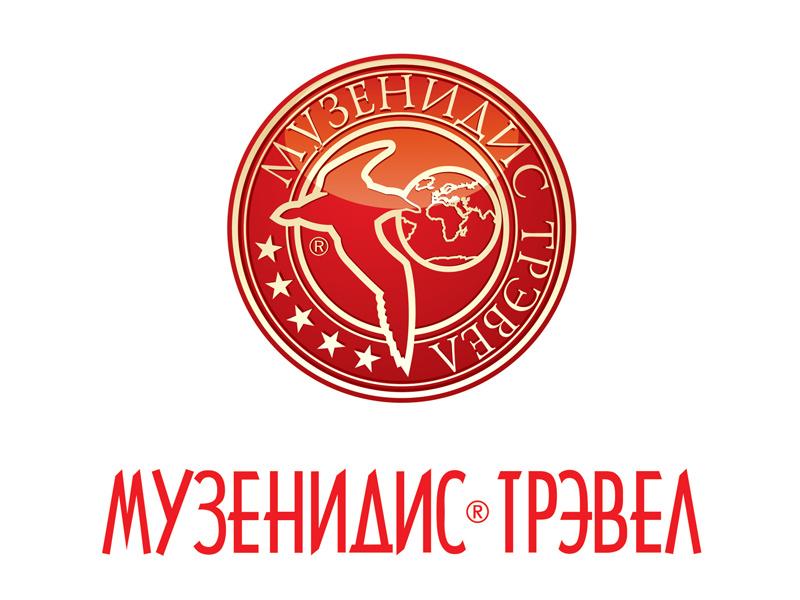 Прежний логотип «Музенидис Трэвел»